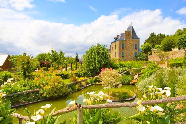Ch 226 Teau De Mont Dol Mont Dol Ille Et Vilaine Bretagne