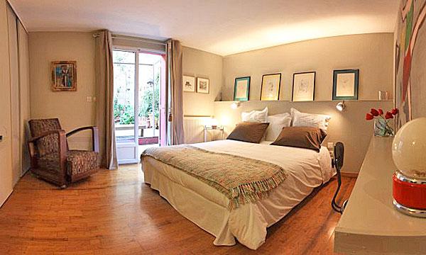 les chambres d'endoume - marseille, bouches-du-rhône, provence