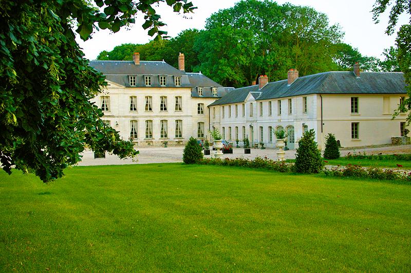 château de maudétour - maudétour-en-vexin, val-d'oise, ile-de