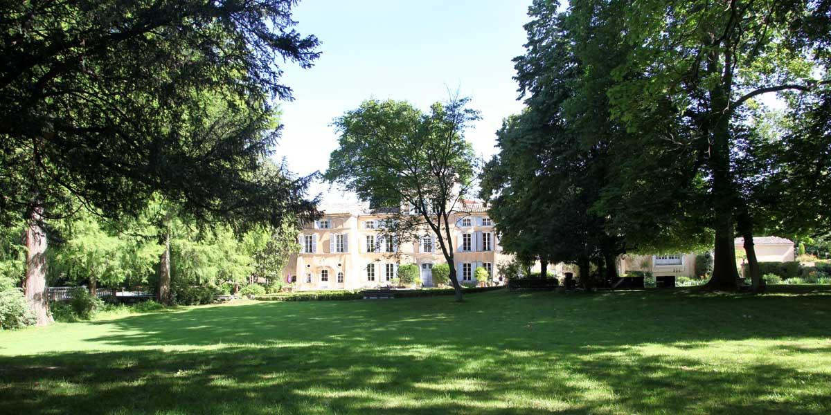 Chateau des barrenques lamotte du rh ne vaucluse provence alpes c te d 39 azur france - Chambre d agriculture du vaucluse ...