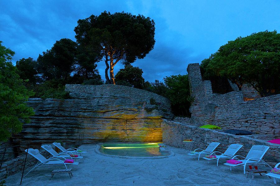 Chateau La Roque La Roque Sur Pernes Vaucluse Provence