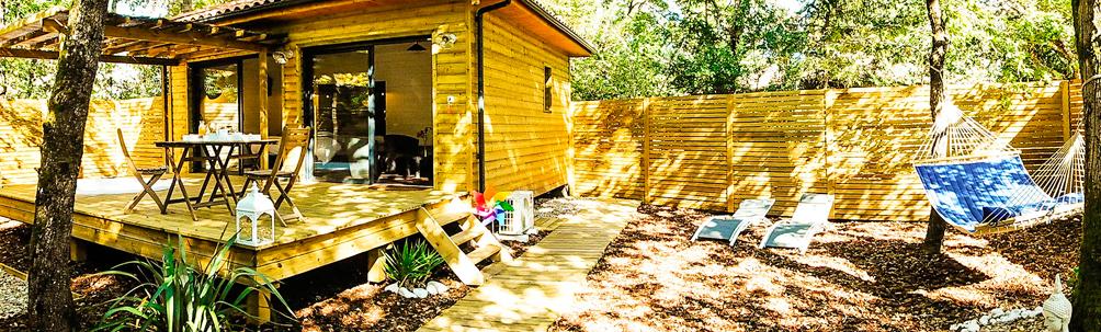 L 39 haute en couleur cabanes spas audenge gironde aquitaine france c - Photo de charme en couleur ...