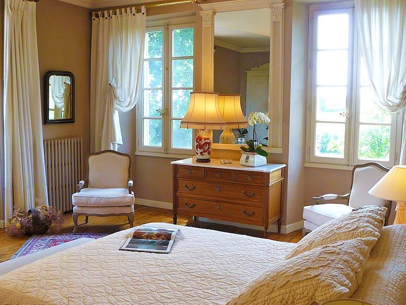 Chateau larroze cahuzac sur v re tarn midi pyr n es - Chambre d hote de charme midi pyrenees ...