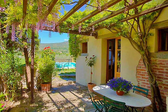 Il sole del sodo cortone arezzo toscane italie - Maison de charme hotel boutique toscane bacchella ...