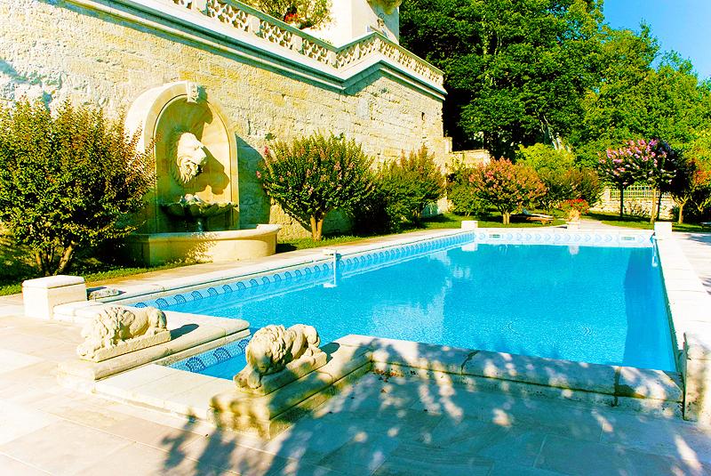 Chateau de la riviere la rivi re gironde aquitaine - Chambres d hotes de charme aquitaine ...