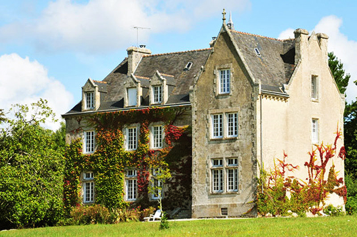Manoir de lanroz quimper finist re bretagne france for Chambre d hotes de charme france